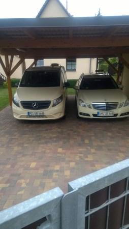 Taxi Prenzlau Fuhrpark